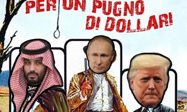Per un Pugno di Dollari: La Guerra Petrolifera Russo-Saudita