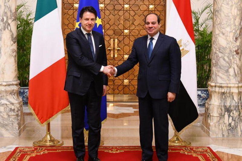 Italia ed Egitto: una relazione travagliata